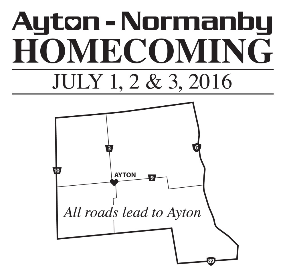 Ayton-Normanby Homecoming Sponsored by Sirius Solutions Canada Ltd.